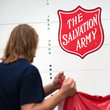 Donate Now Salvation Army