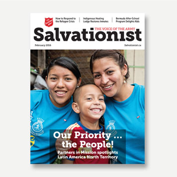 The Salvationist Magazine