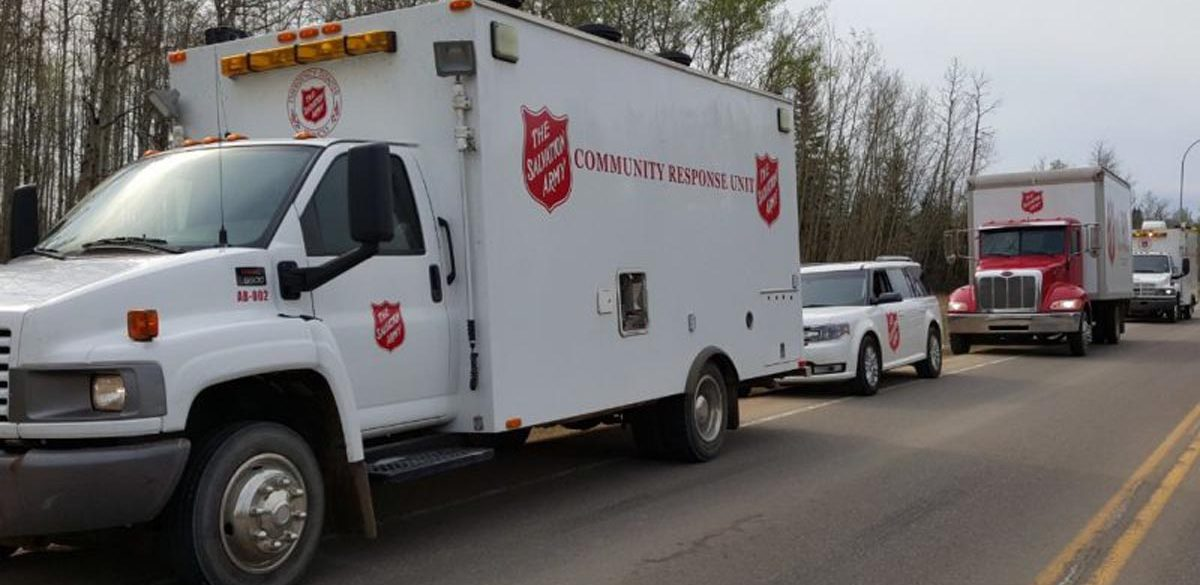Salvation Army Huntsville Community Response Unit